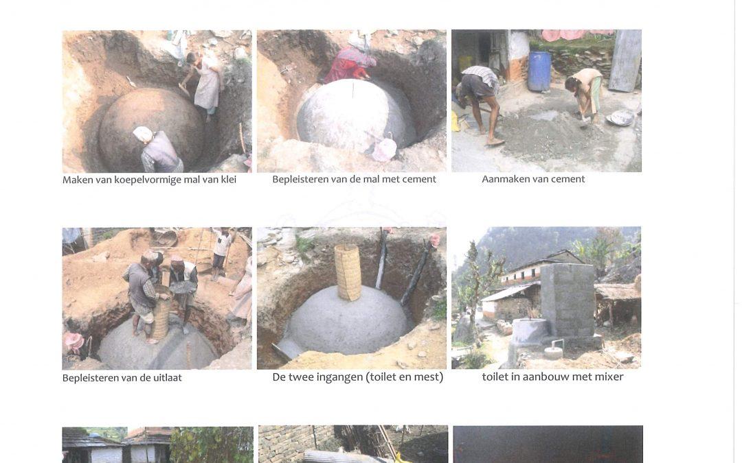 Biogasinstallies